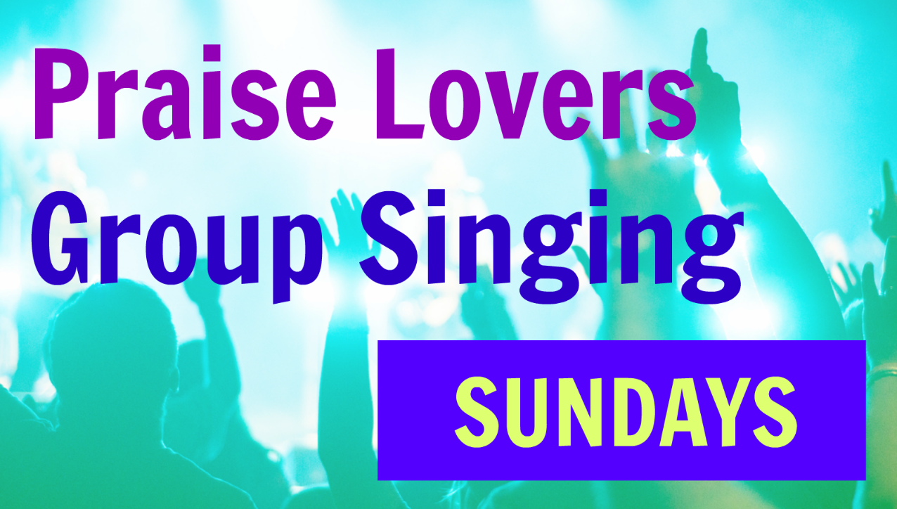 PRAISE LOVERS GROUP VOCAL LESSON (6 weeks) + 1 free voice coaching SUNDAYS
