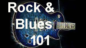 Rock & Blues 101 Tuesdays