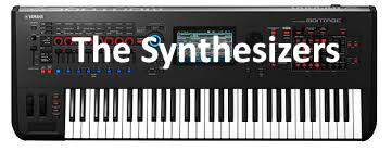 THE SYNTHESIZERS