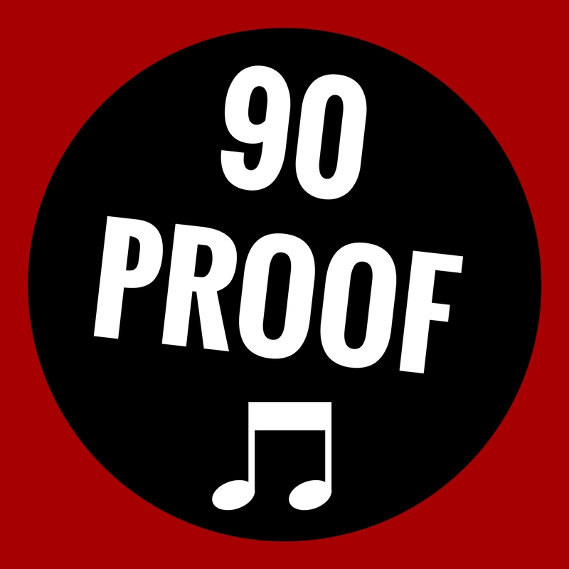 90 PROOF - <font style=&#34;text-transform: capitalize;&#34;>Open for vocals, guitar, keys, harp and horn! </font>