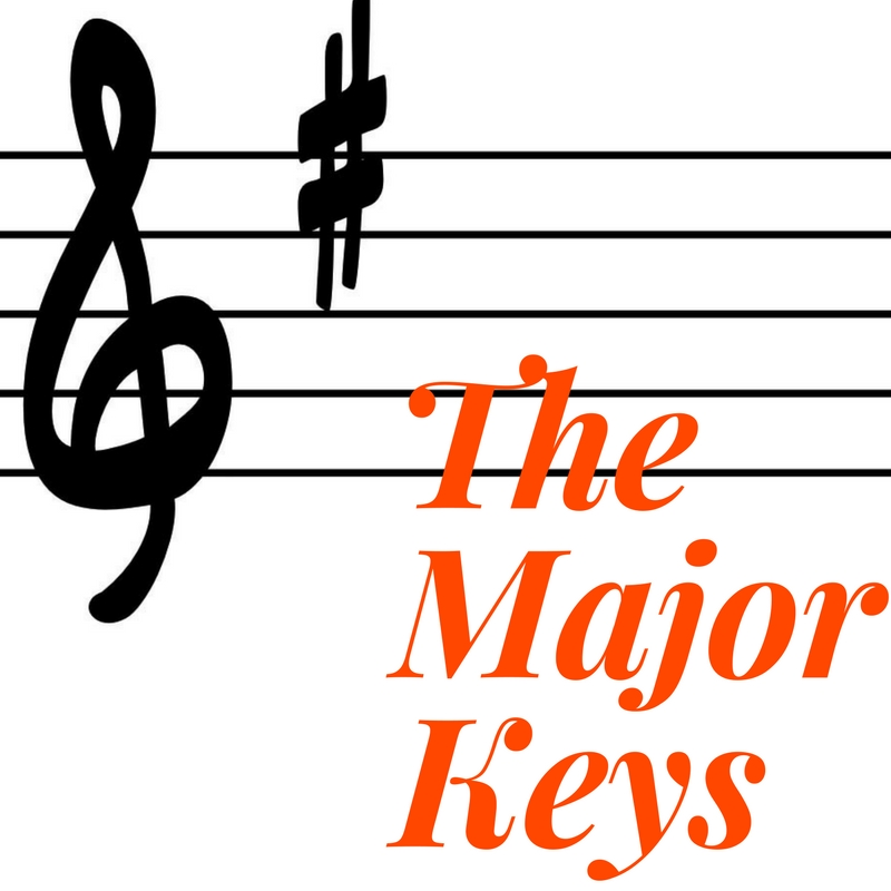 THE MAJOR KEYS - <font style=&#34;text-transform: capitalize;&#34;>Open for horn! </font>