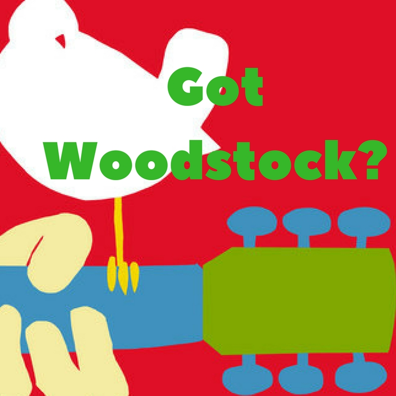 GOT WOODSTOCK? - <font style=&#34;text-transform: capitalize;&#34;>Open for 1 guitar and keys! </font>
