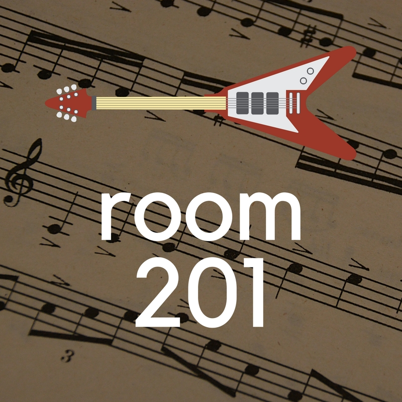 RESERVED JAM ROOM 201! - Spots open for keys, drums, harp & horn!