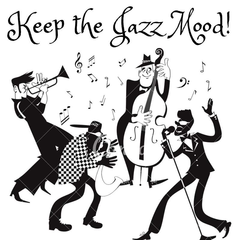 Keep the Jazz Mood - <font style=&#34;text-transform: capitalize;&#34;>Open for Vocals, Guitars, Bass, Drums, Keys, Harp, Horn <br>