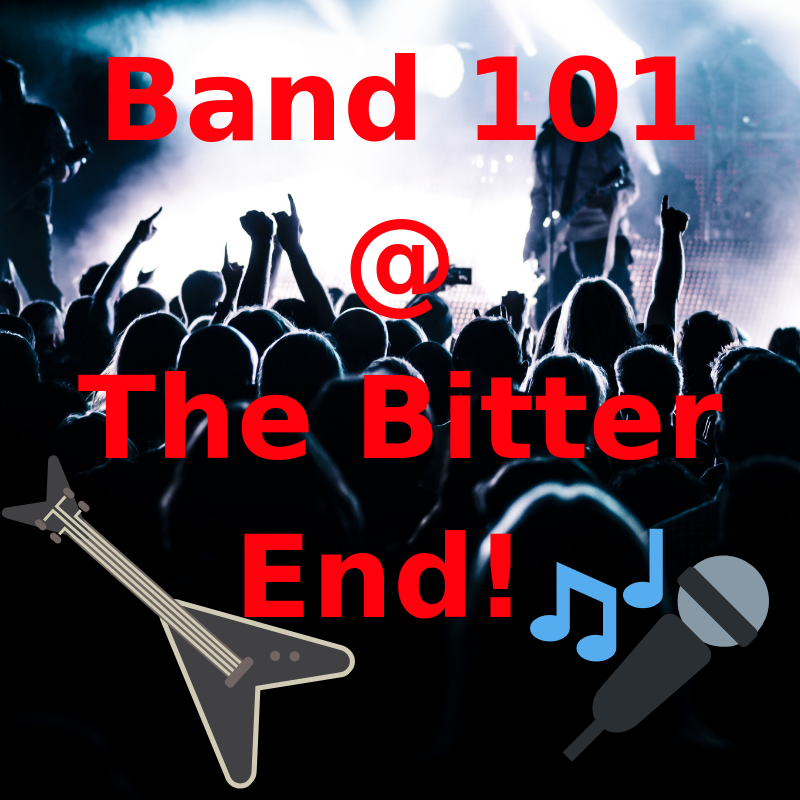 Band 101 To The Stage!