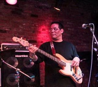George Chang - Bass Player/Workshop Coordinator